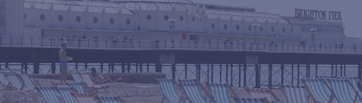 Brighton Blog Header